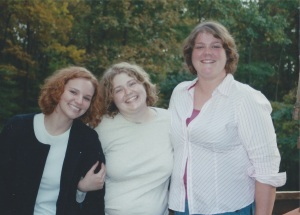 Christy Amy and Amanda 2005